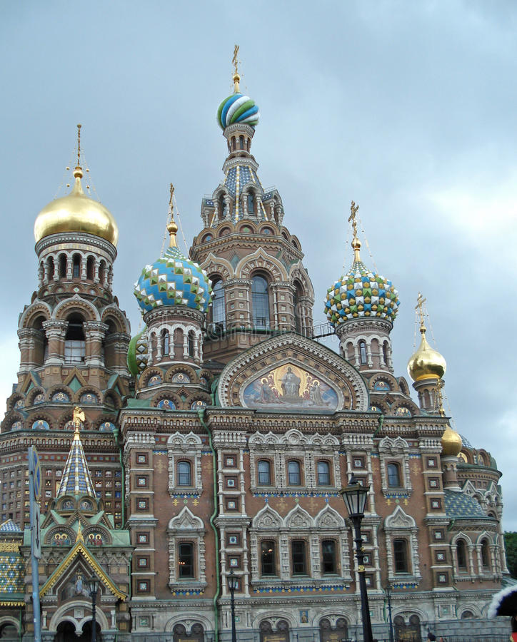 Download Church Of Our Saviour Of The Spilled Blood Stock Photo - Image: 28285952
