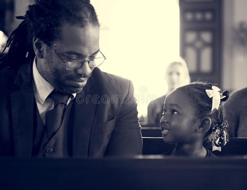 Church People Believe Faith Religious royalty free stock images