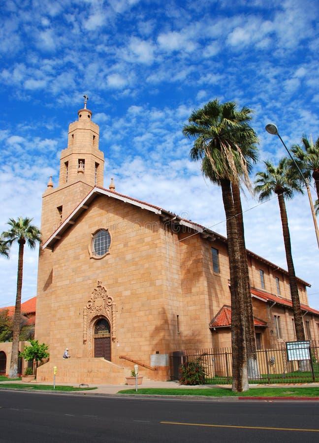 Church in Phoenix stock photos