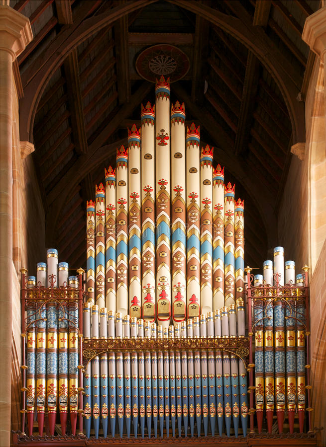 Download Church Pipes Stock Images - Image: 28508654