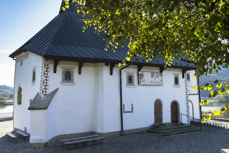 Church in Poland royalty free stock photography