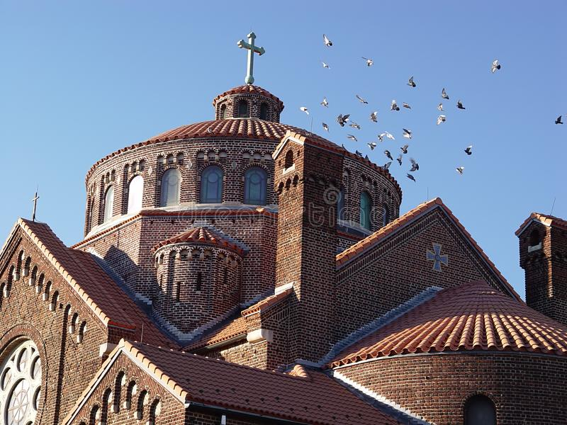 Download Church Roof stock image. Image of slate, roof, architecture - 48075