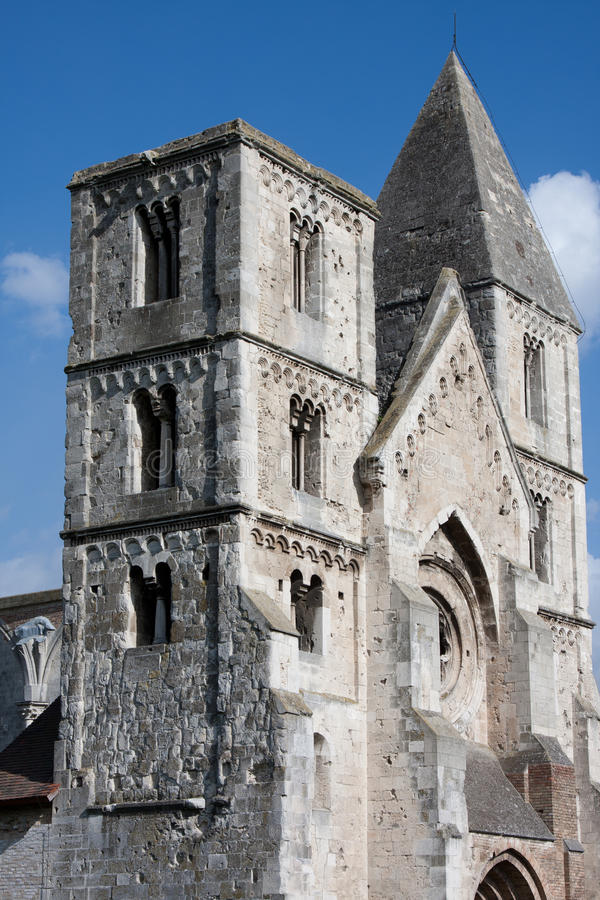 Download Church ruin stock image. Image of blue, catholic, ancient - 19171297