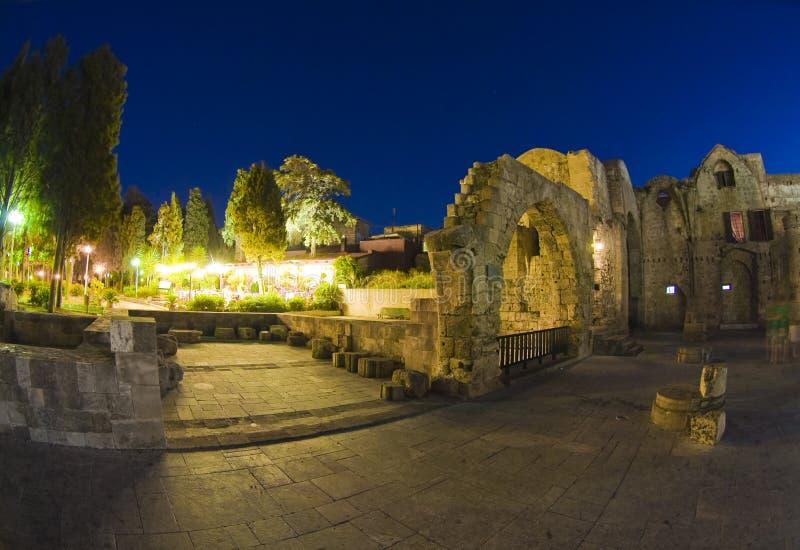 Download Church ruins stock image. Image of greece, basilica, walls - 10523051