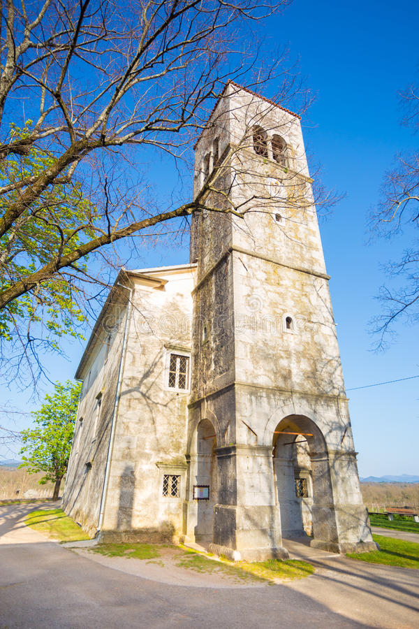 Download Church Of Saint Elija, Kopriva, Slovenia. Stock Image - Image of jesus, chapel: 39502215