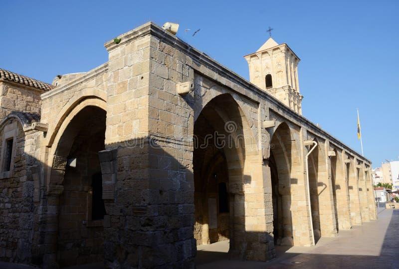 Church of Saint Lazarus in Larnaca,Cyprus,famous landmark royalty free stock photos