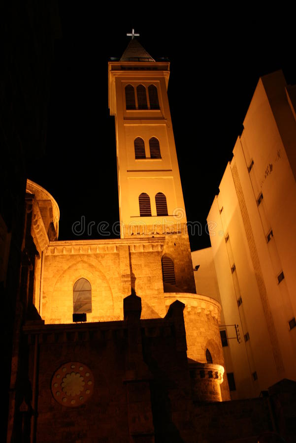 Download Church Of Saint Louis In Downtown Beirut  Lebanon Stock Photo - Image: 13366776