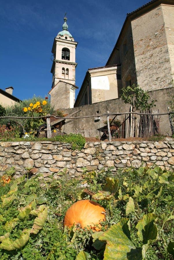 Download The Church Of Sant Abbondio At Gentilino Stock Image - Image: 26647143