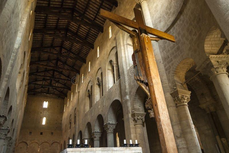 Download Sant'Antimo (Tuscany) stock photo. Image of antimo, christian - 30307272
