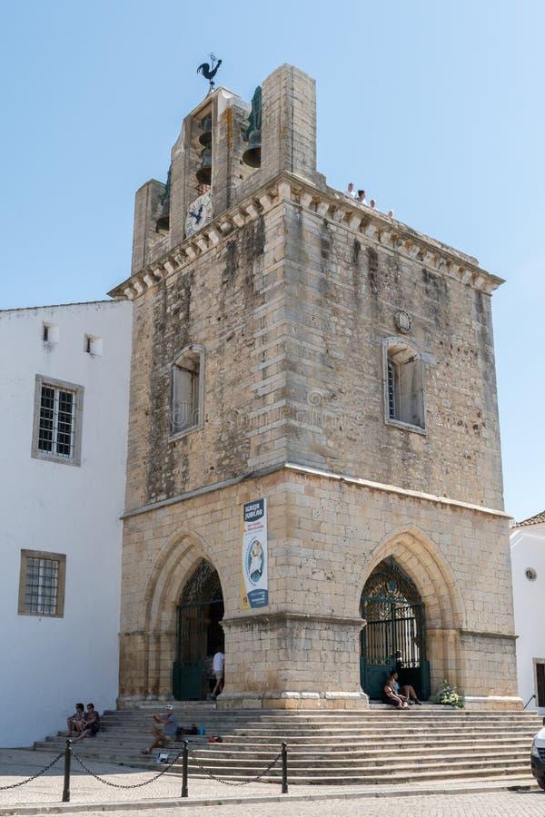 Church of Santa Maria royalty free stock image