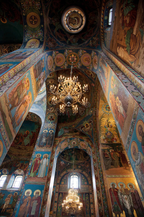 Download Church Of The Savior On Blood Stock Photo - Image: 20096010