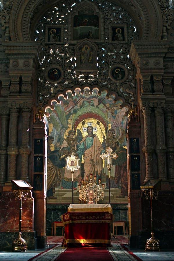 Church of the Savior on Blood in Saint Petersburg royalty free stock photos