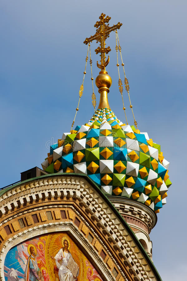 Download Church Of The Savior On Spilled Blood Stock Image - Image: 14545085