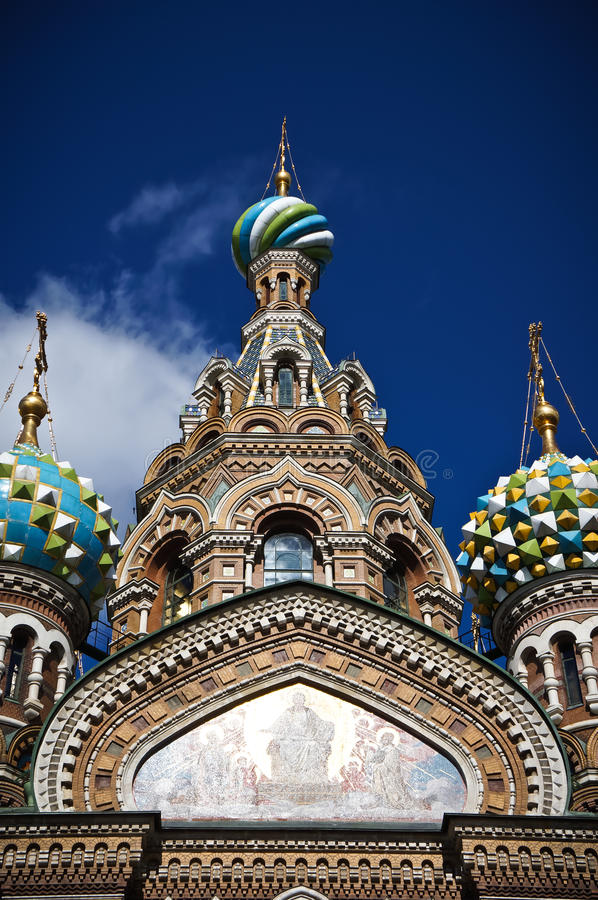 Download Church Of The Savior On Spilled Blood Stock Image - Image: 26744399
