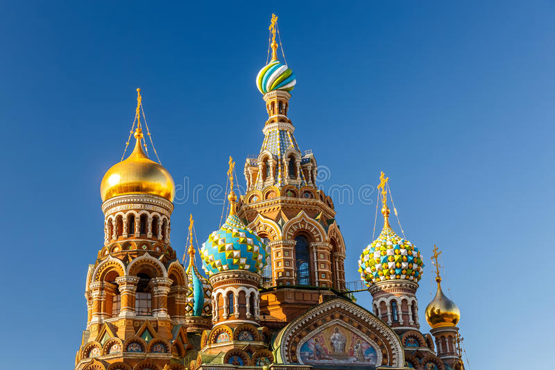 Download Church Of The Savior On Spilled Blood Stock Image - Image: 38185119
