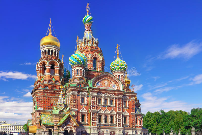 Download Church Of The Saviour On Spilled Blood Stock Image - Image of blood, attraction: 26240693