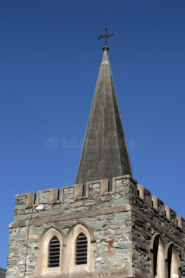 Free Church Spire Royalty Free Stock Photos - 36134748