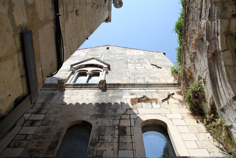Church In Split Stock Image  Image Of Church  Detail