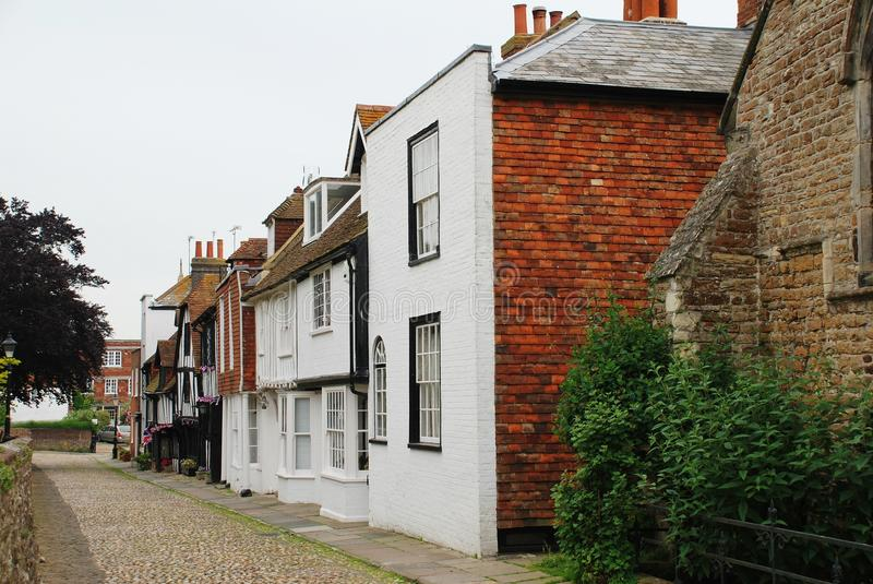 Download Church Square, Rye stock image. Image of road, building - 32554201
