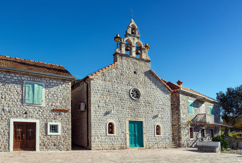 The Church of the St Anthony of Padua. royalty free stock photos