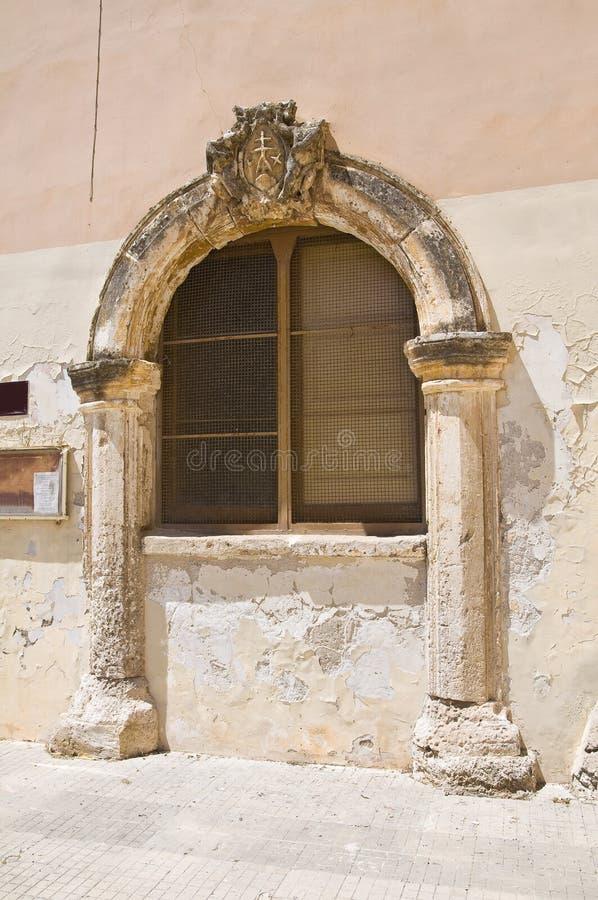 Church of St. Benedetto. Brindisi. Puglia. Italy.