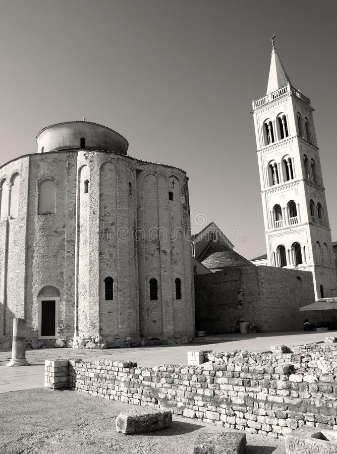 Download Church Of St. Donat Royalty Free Stock Images - Image: 24553599