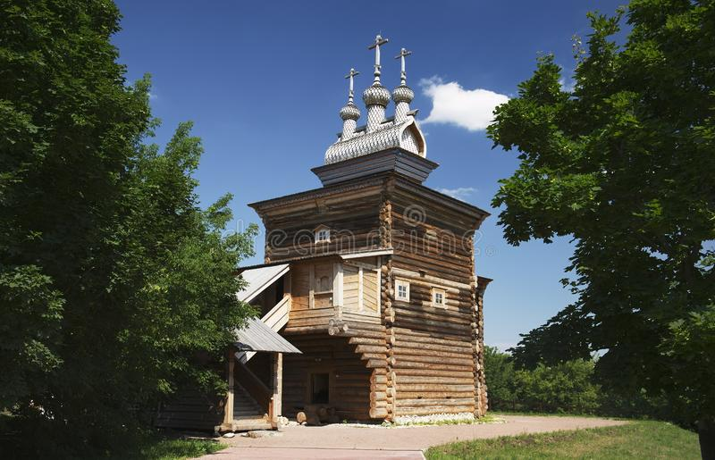 The Church of St. George in Kolomenskoye
