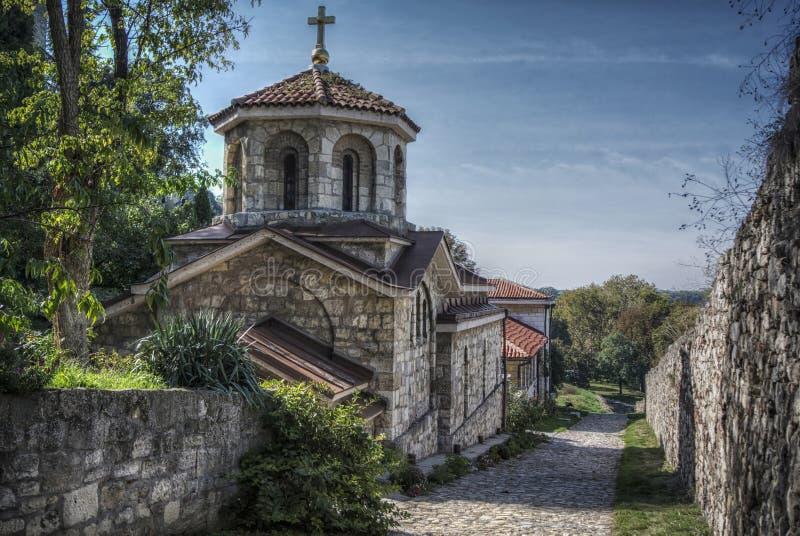 Church of st Petka stock photos