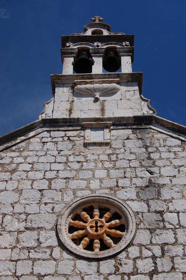 Download Church In Starigrad On Hvar Island Stock Image - Image: 12057019