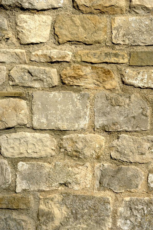 Download Church stone wall stock photo. Image of limestone, warm - 115108