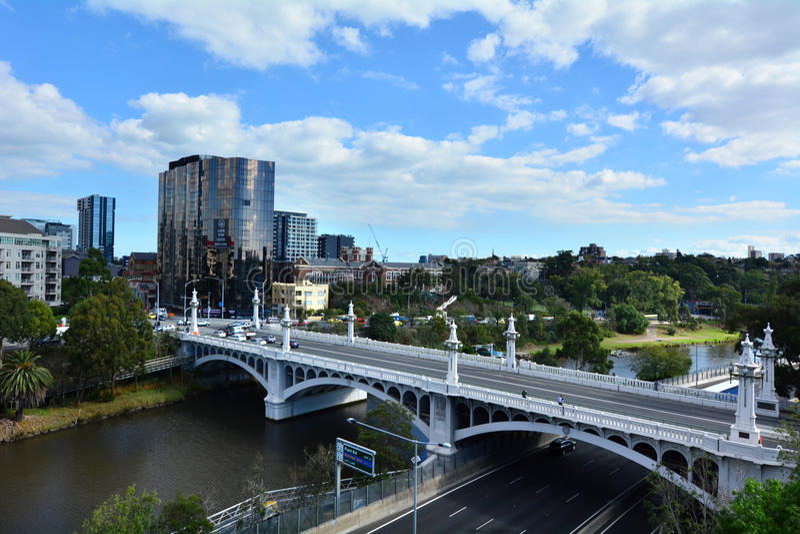 Download Church Street Bridge - Melbourne Editorial Photo - Image: 40061631
