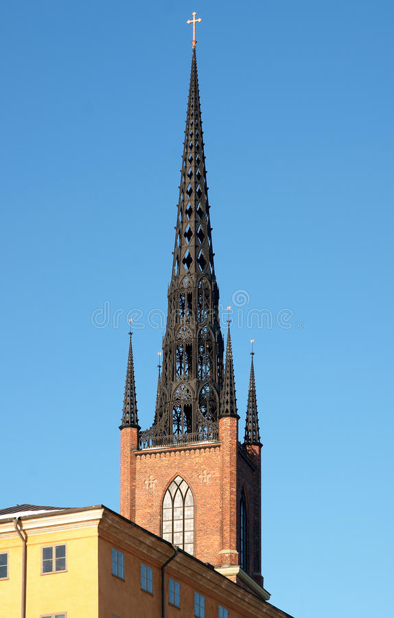 Download CHURCH TOWER stock photo. Image of tower, construction - 13364052