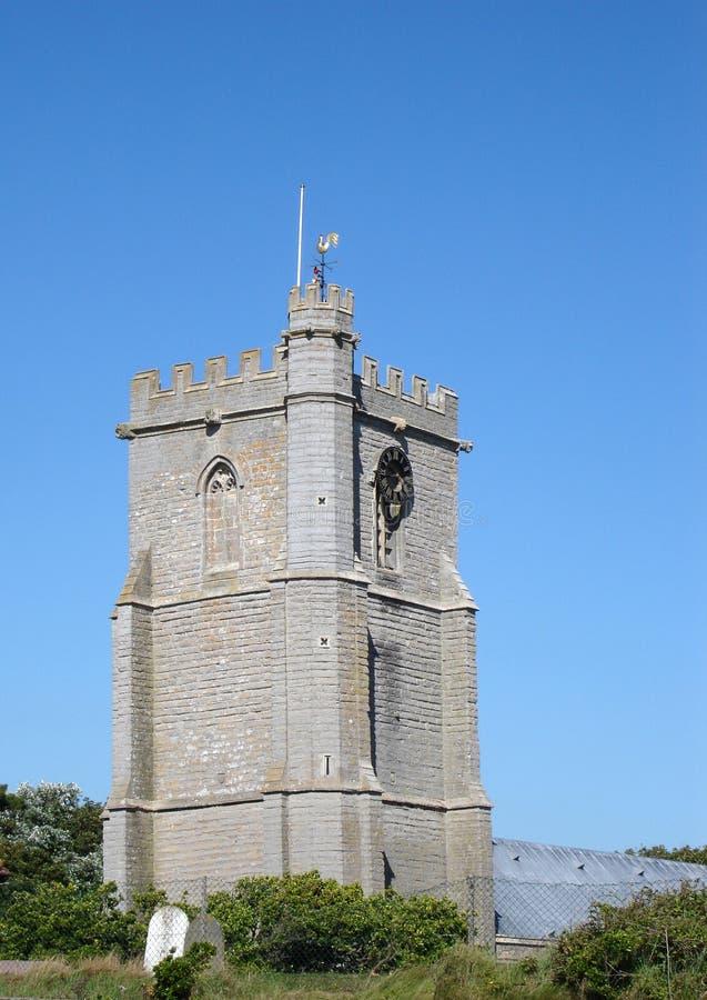Church Tower Free Stock Photo