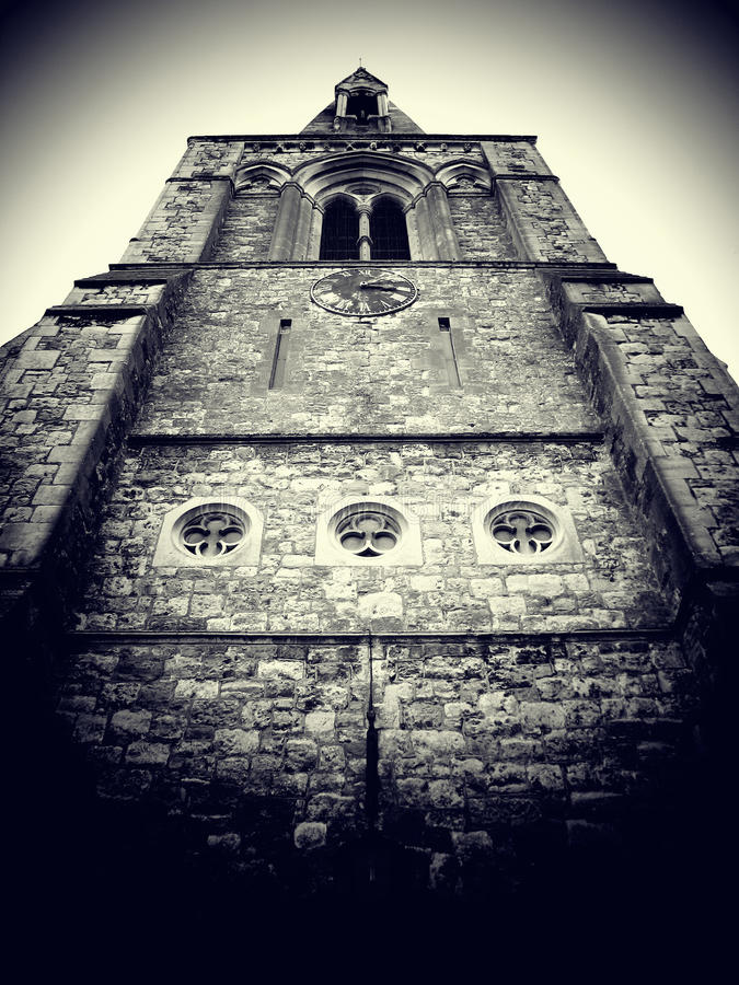 Free Church Tower Stock Images - 28294974