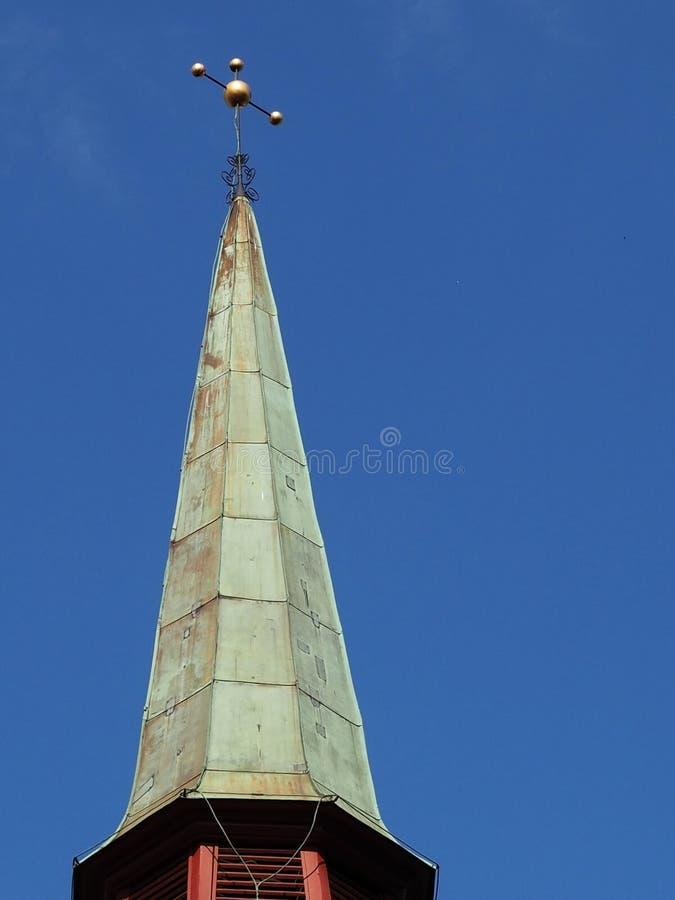 Church tower. stock photos