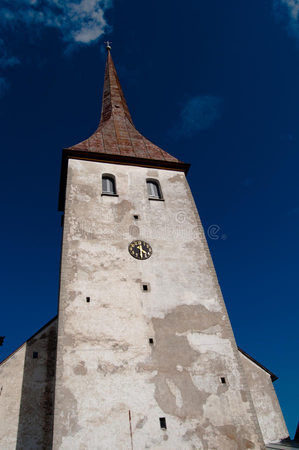 Free Church Tower In Rakvere Royalty Free Stock Photo - 15568055