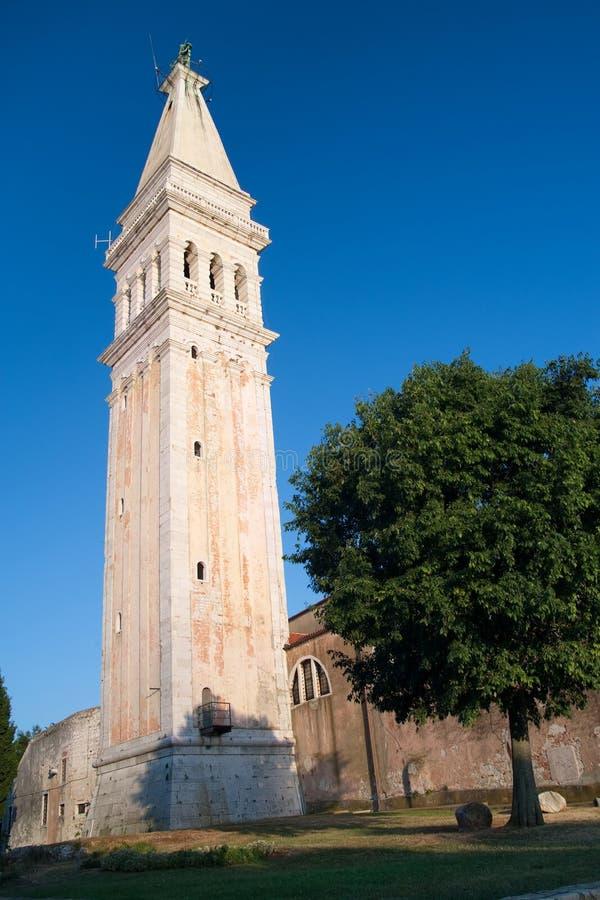 Free Church Tower Of St. Euphemia Church Stock Photography - 17369442