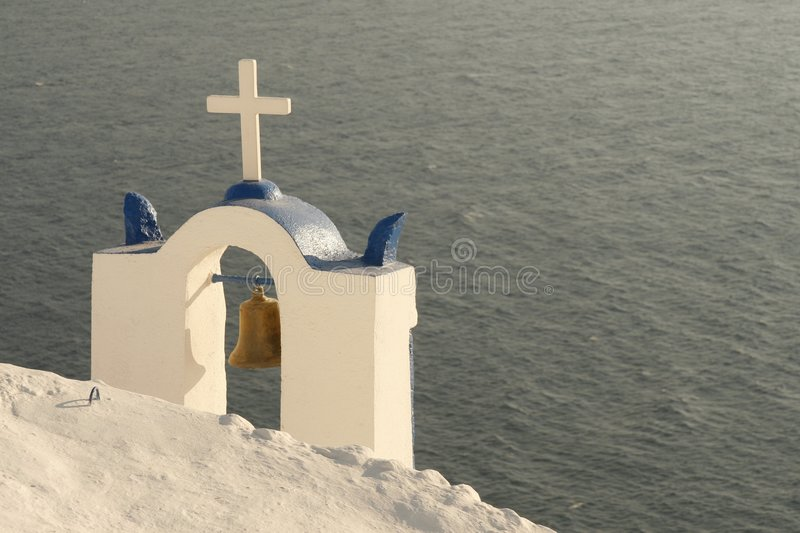 Download Church-tower By The Sea Stock Photography - Image: 1134482