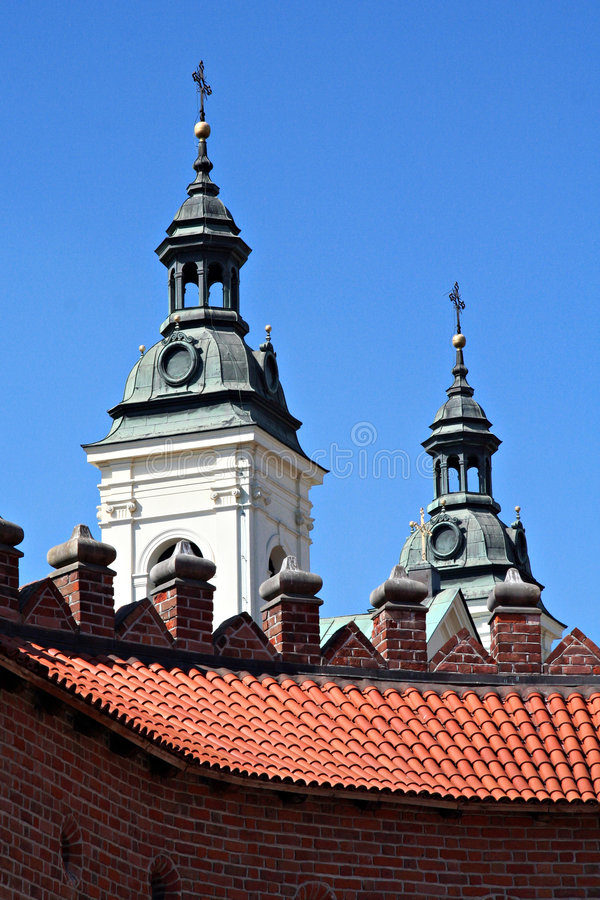 Free Church Towers Stock Images - 801354