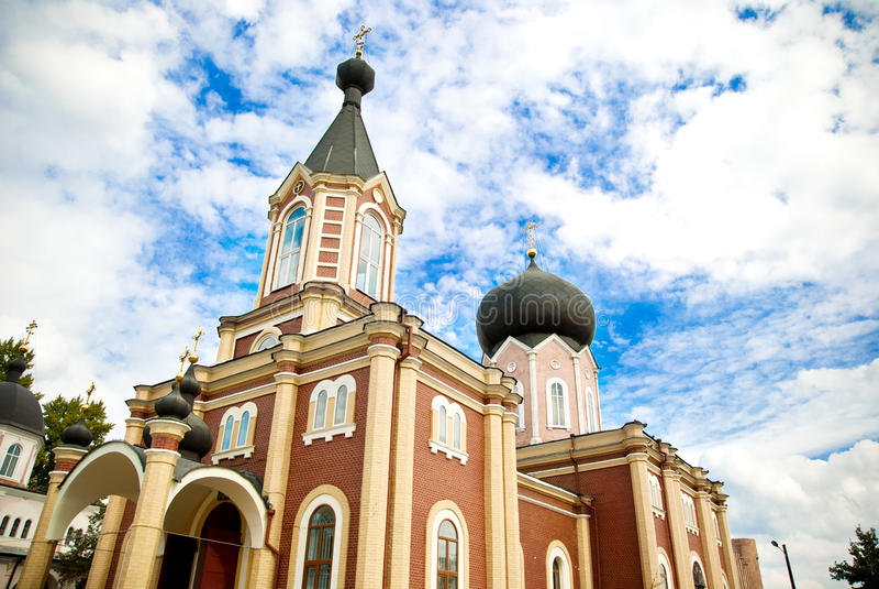 Download Church in ukraine stock image. Image of christian, ukrainian - 24878289