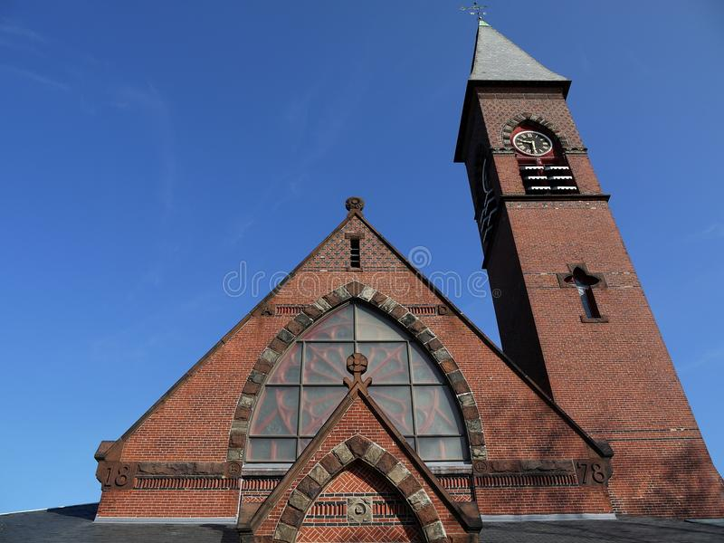 Download Church: Victorian Gothic Brick Detail Stock Photo - Image: 21341636