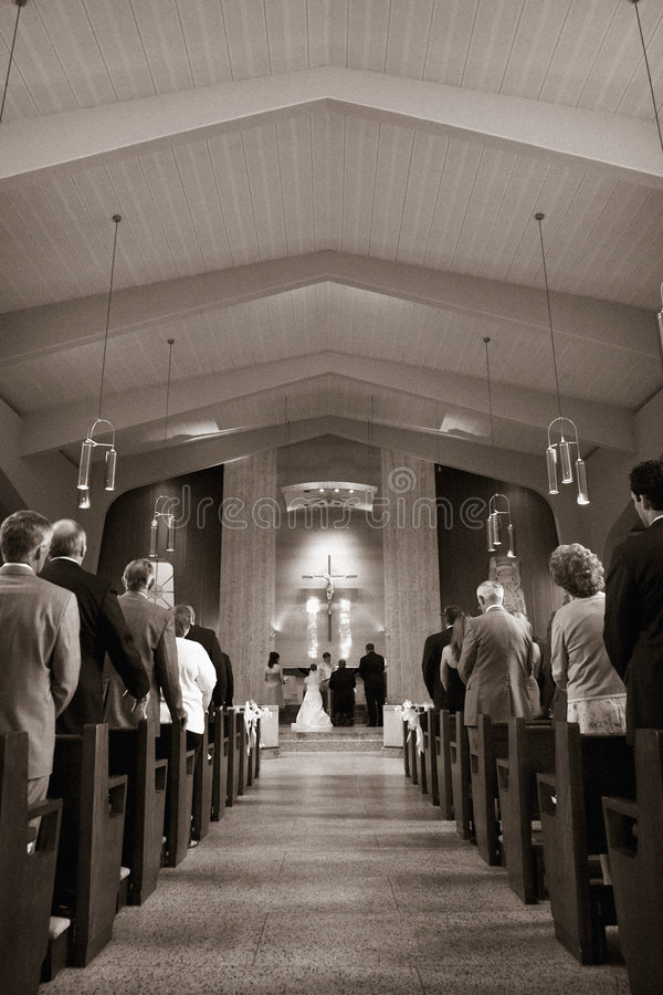 Free Church Wedding Stock Photos - 1189313