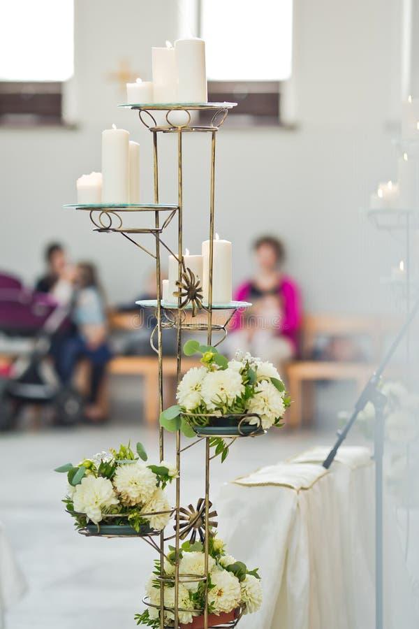Church wedding decoration stock photo image of decor 87665762 download church wedding decoration stock photo image of decor 87665762 junglespirit Image collections
