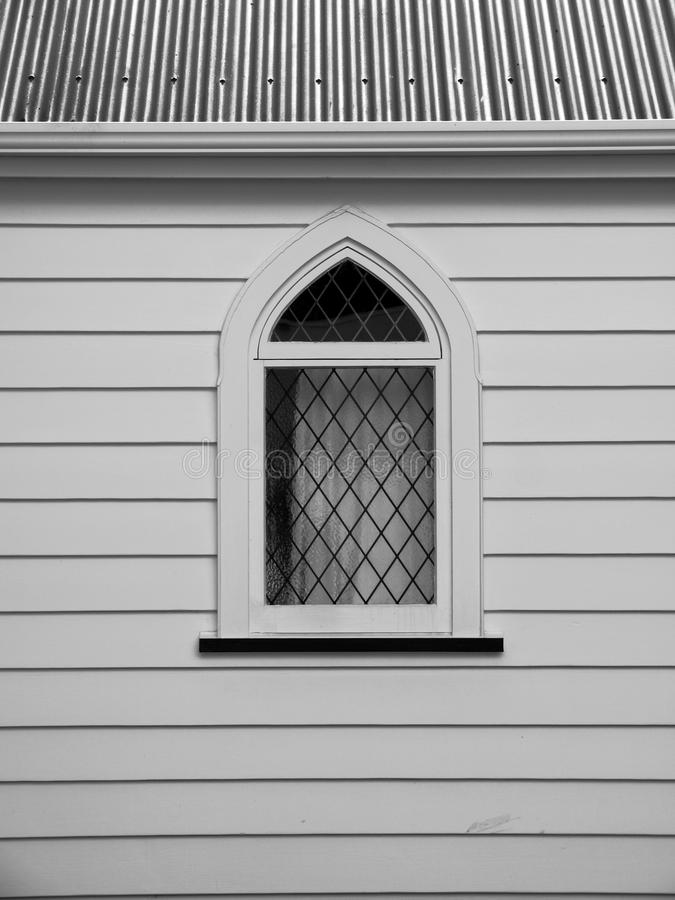 Download Church: White Wooden Window Stock Image - Image: 22516963