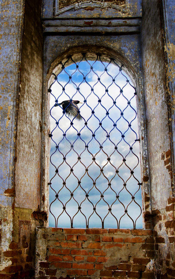 Download Church window stock image. Image of times, inside, cult - 23448299