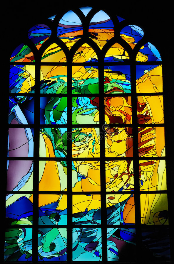 Free Church Window Stock Images - 3485774