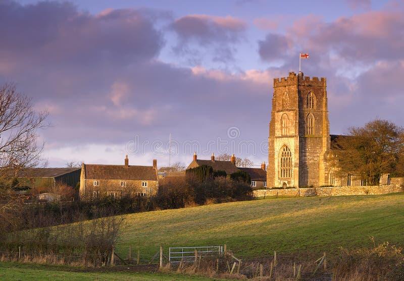 church2 red arkivbilder