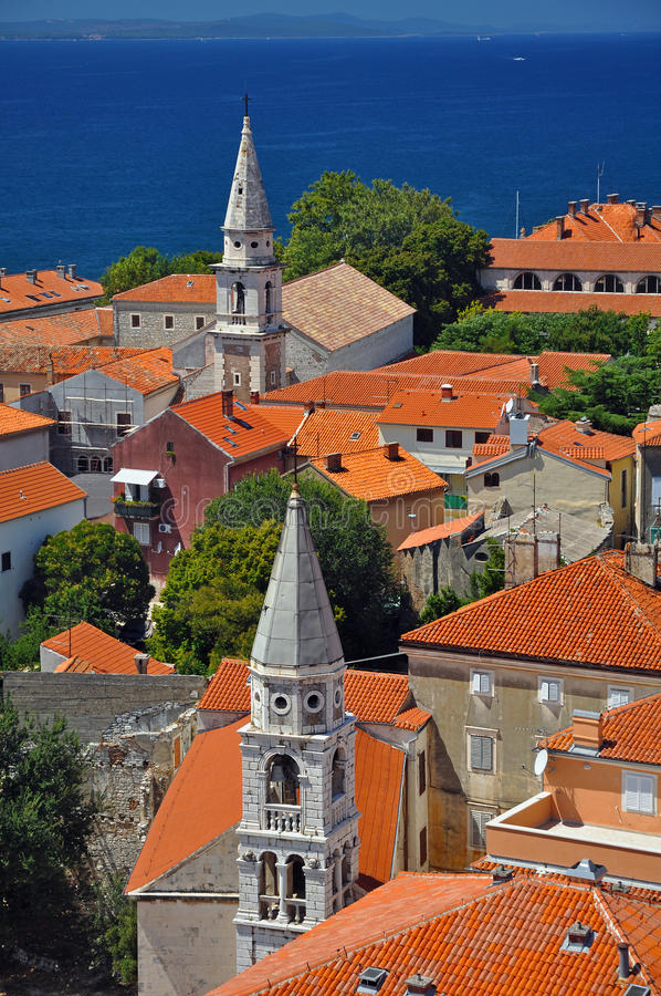 Free Churches In Zadar Stock Images - 16611774
