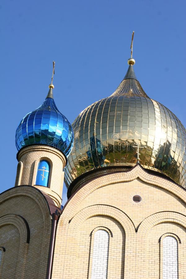 Churches churches and other religions of Belarus royalty free stock photo