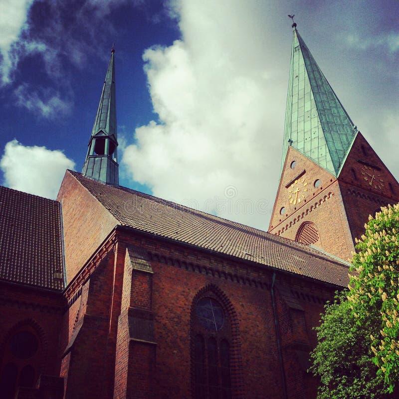 Churching Day stock image